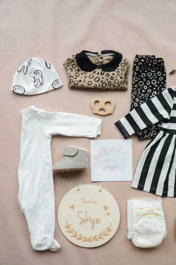 bewaren baby eerste spullen