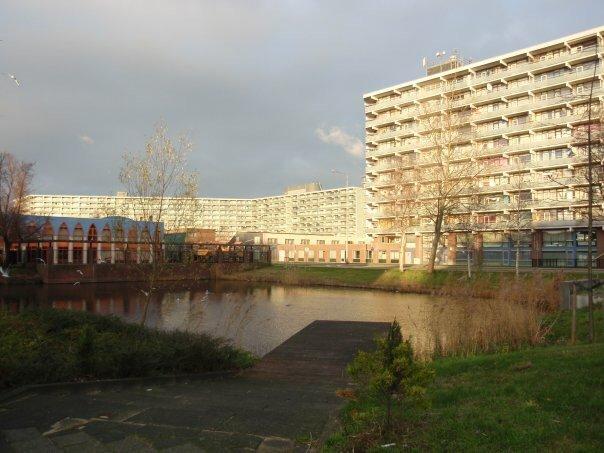 F buurt amsterdam zuidoost