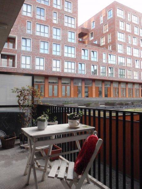 balkon amsterdam zuidoost