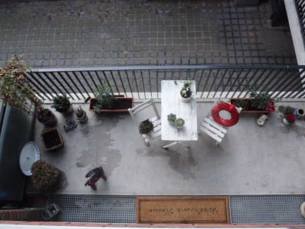 balkon bijlmer amsterdam