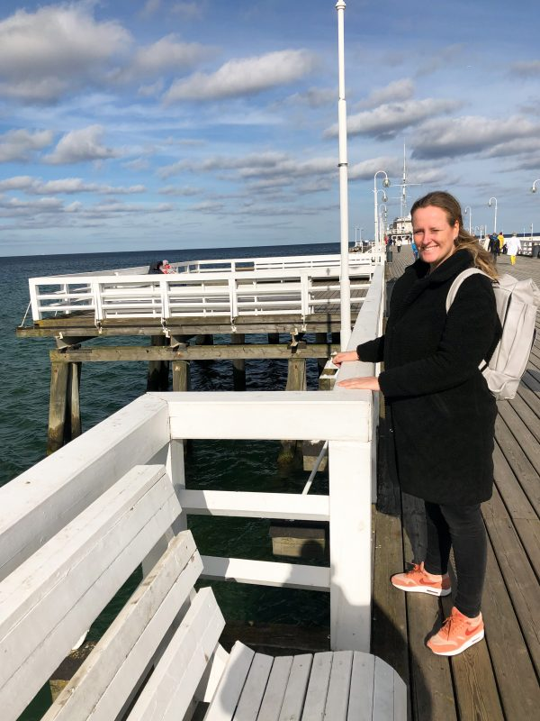 sopot pier wandelen