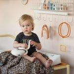 babykamer scandinavisch wonen