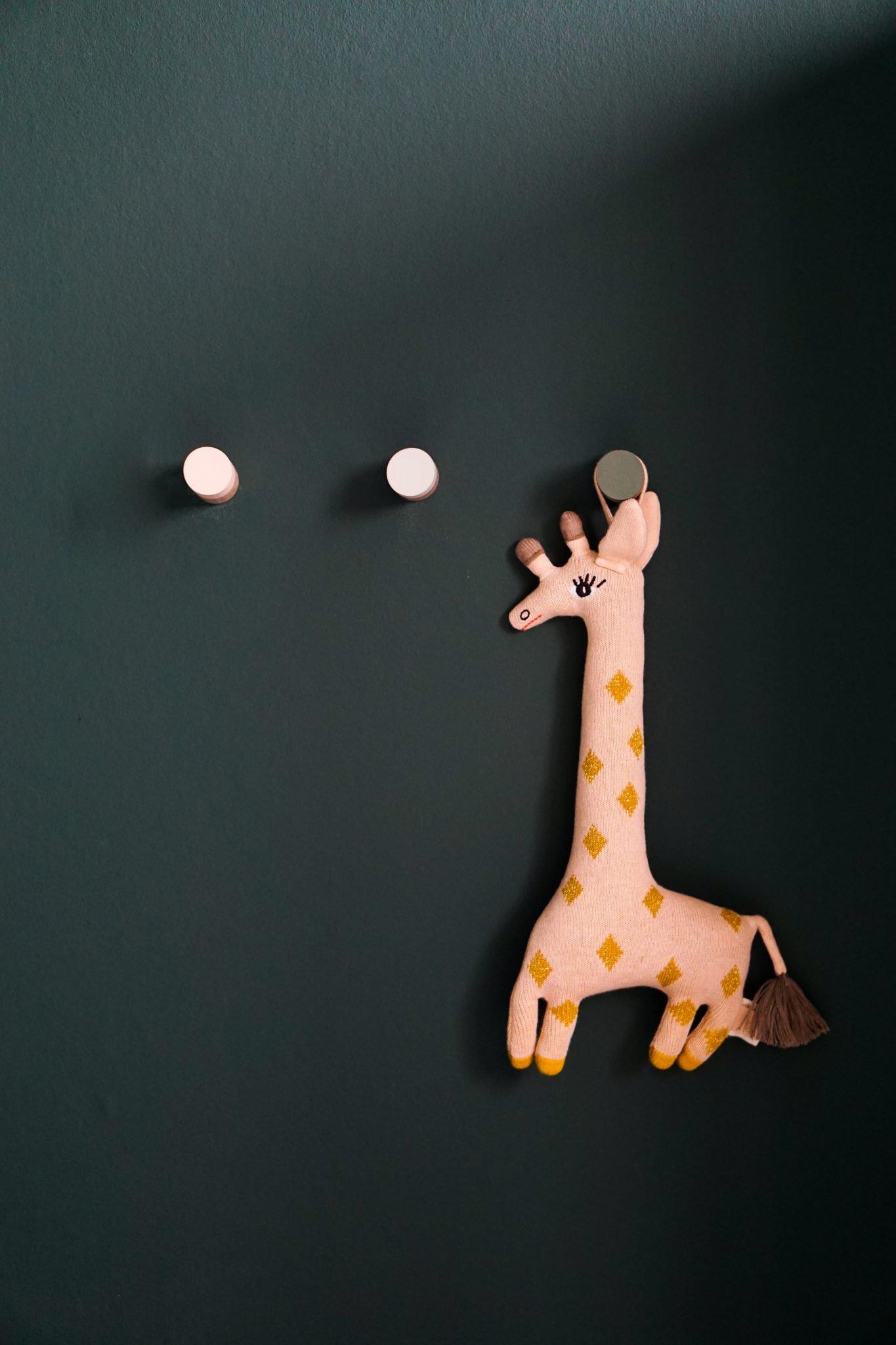 oyoy living giraffe knuffel