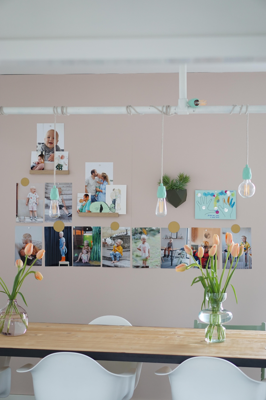 Scott's wall of fame: foto herinneringen met Epson