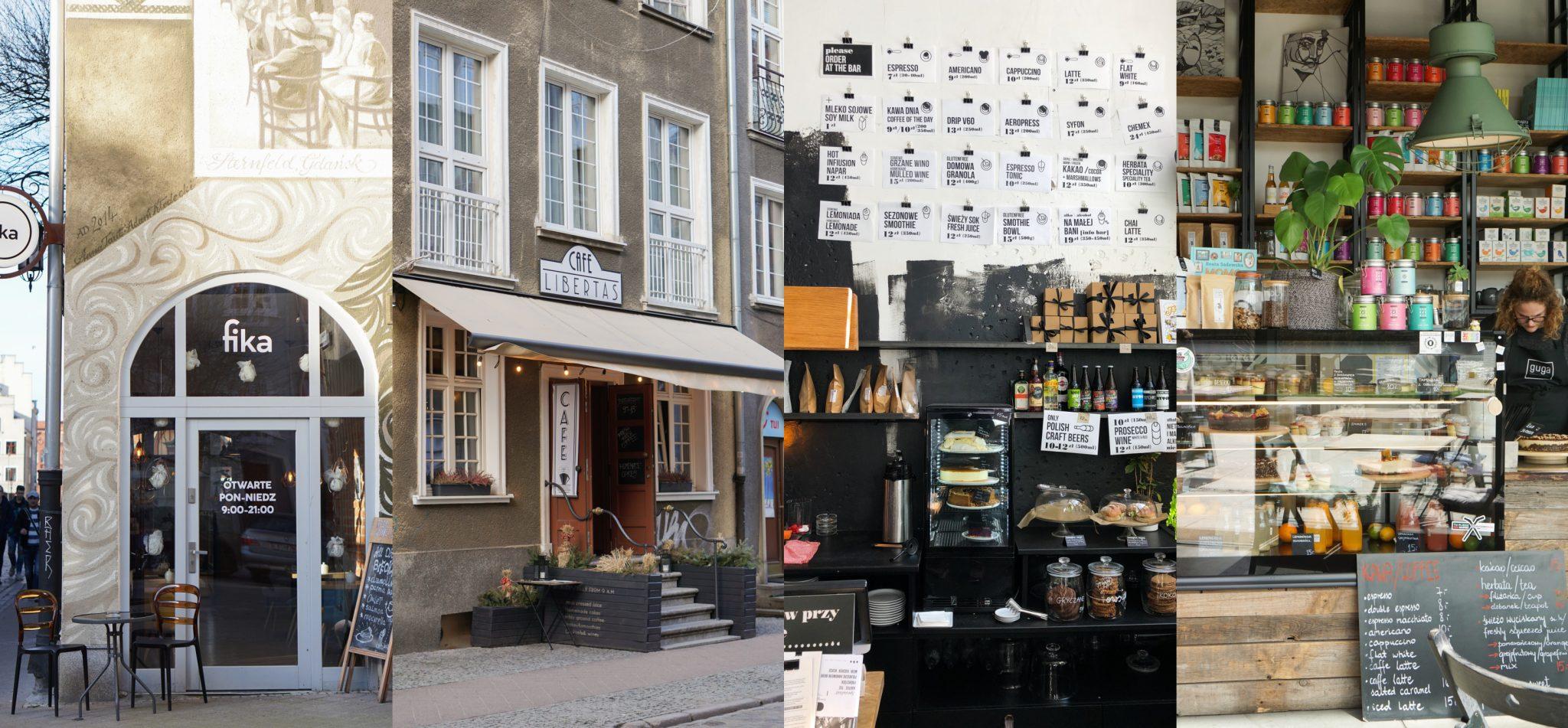 Gdansk uiteten restaurants