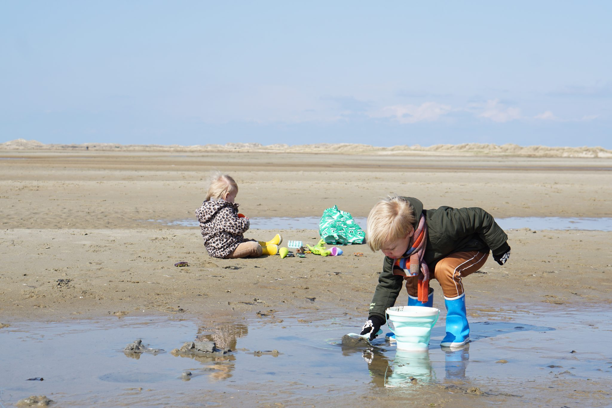 groene zand terschelling