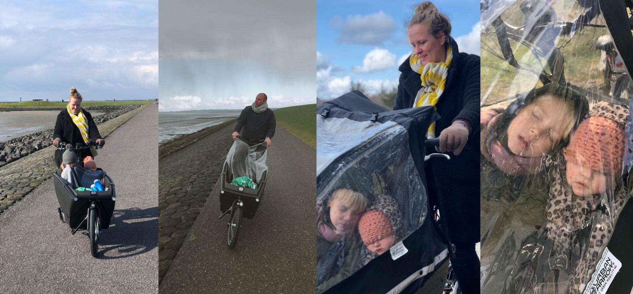terschelling fietsen bakfiets