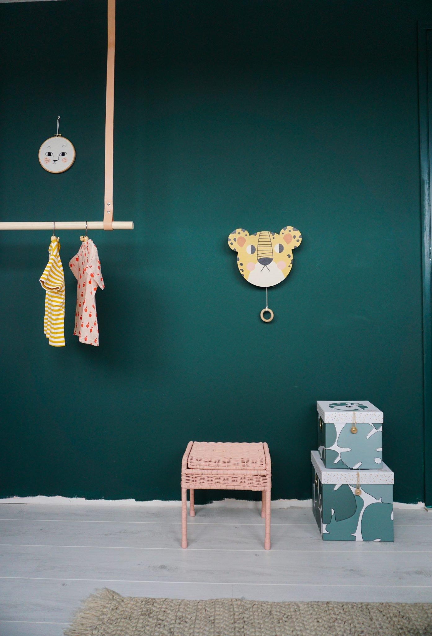 interieurblog meisjeskamer
