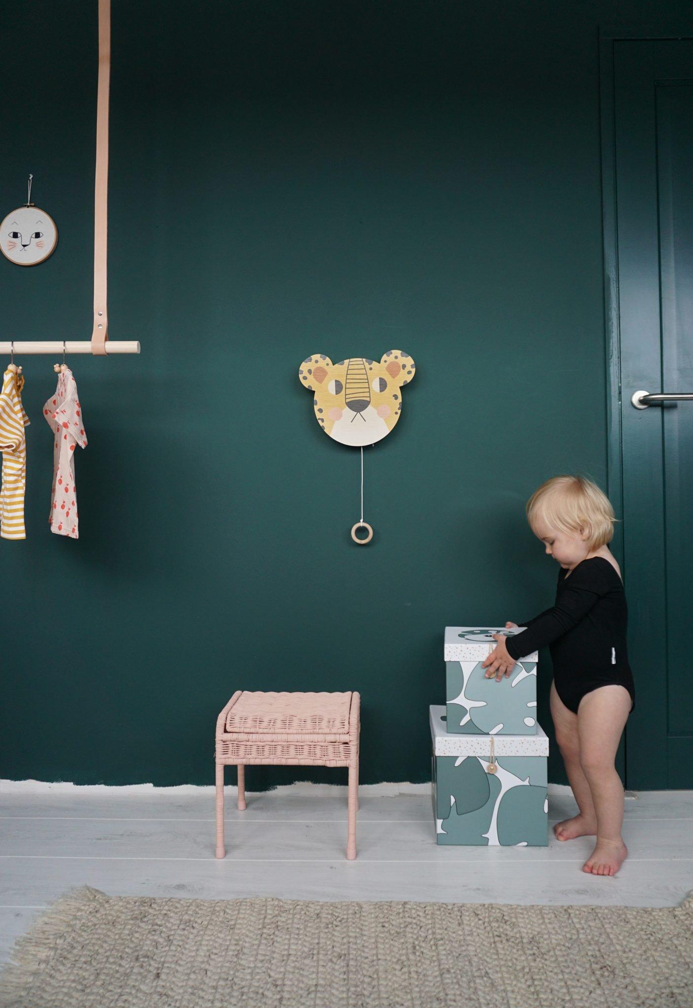 interieurtrend kinderkamer