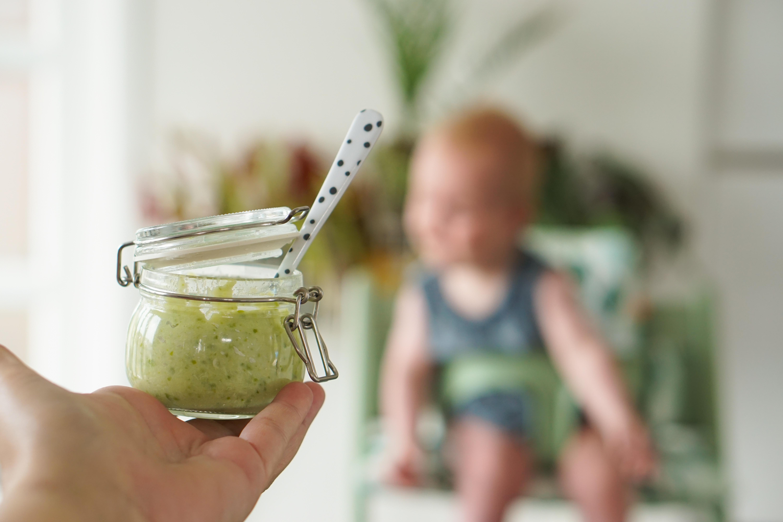 baby eerste hapjes immuunsysteem
