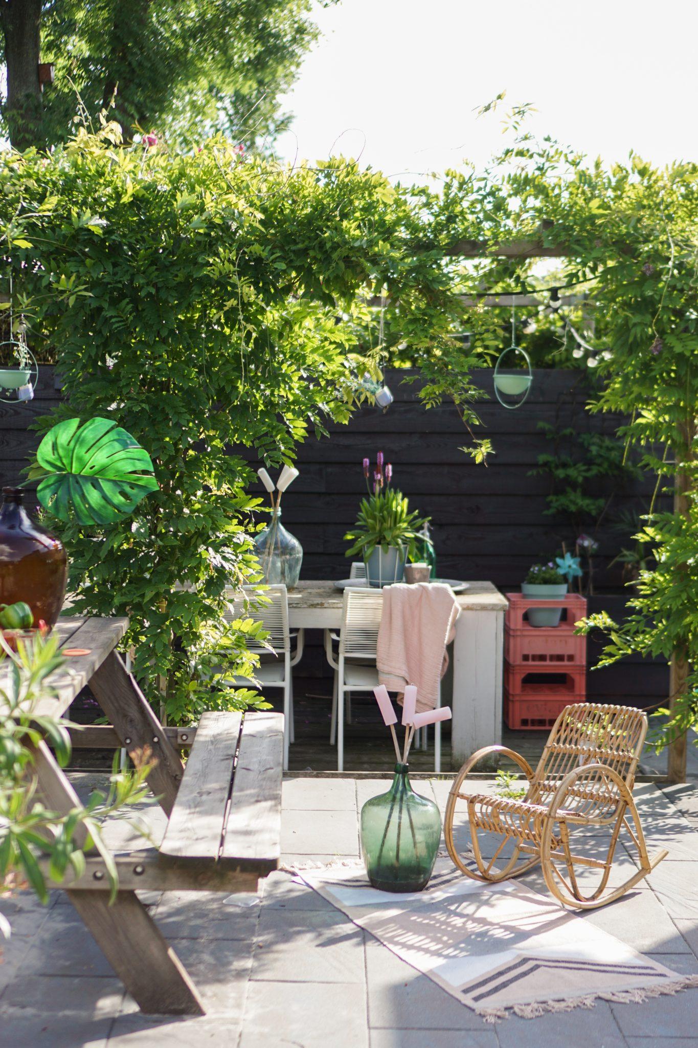 tuin stylingtips
