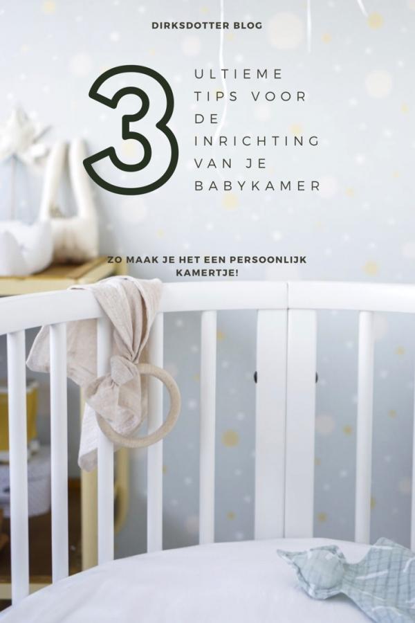 Tips inrichten babykamer trends