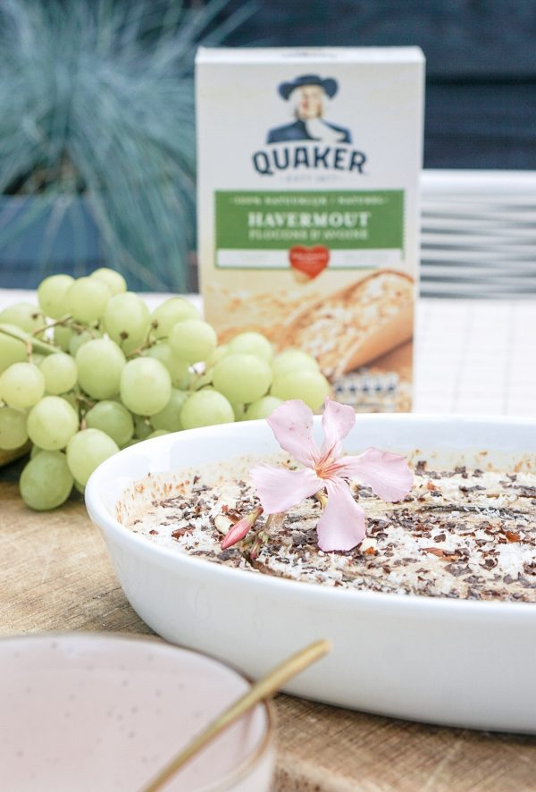 Havermout Quaker
