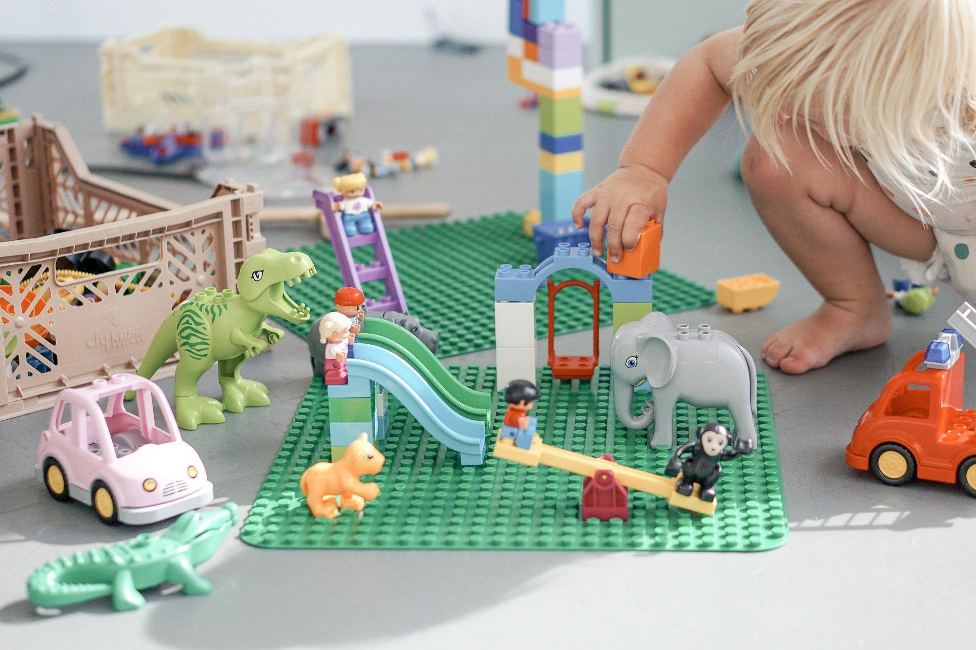 AliExpress aankopen: speelgoed & verjaardagsversiering