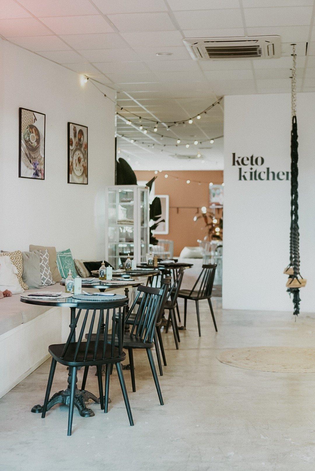 Keto Kitchen: nieuwkomer op Ibiza