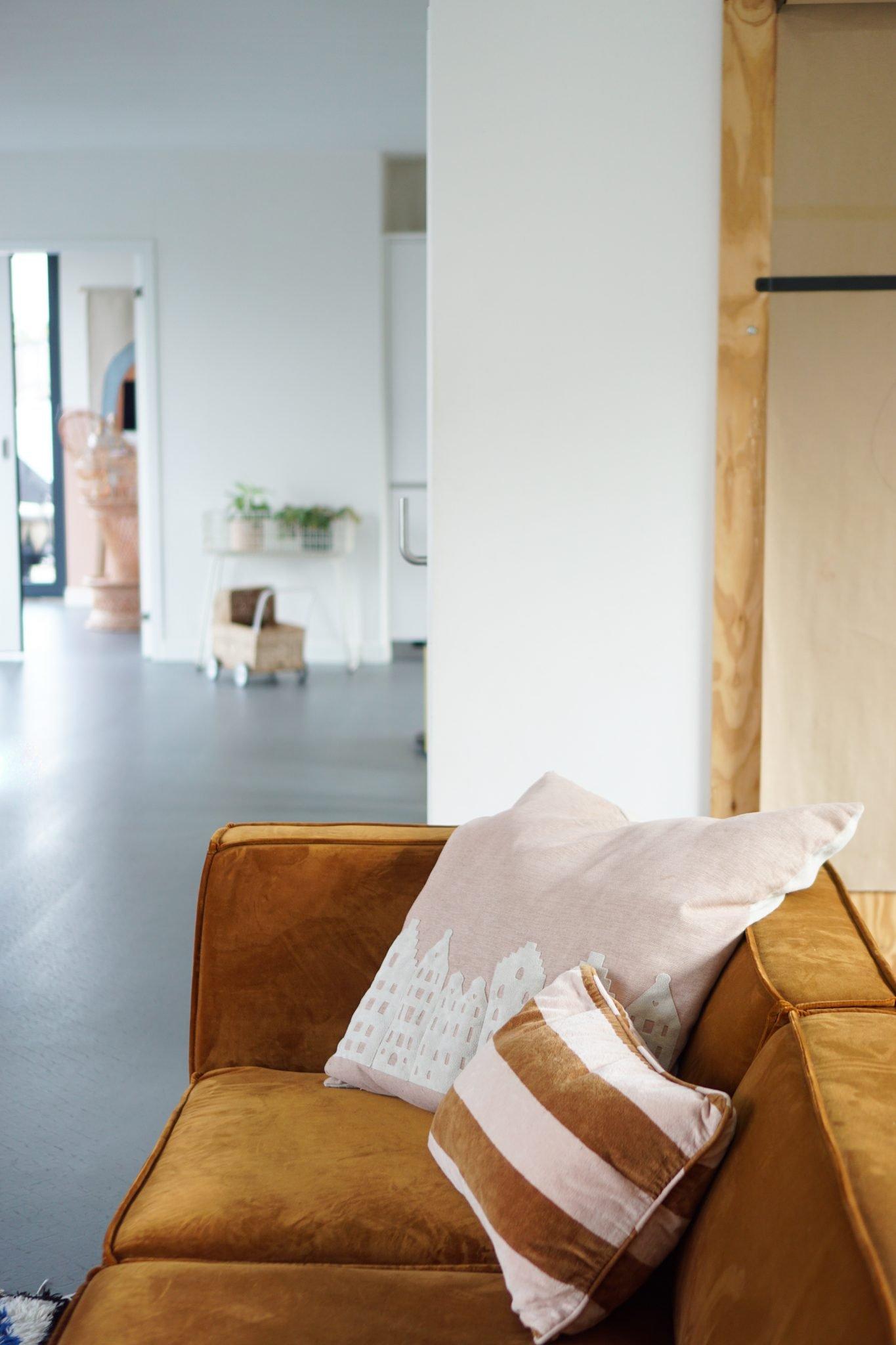 woonkamer scandinavisch interieur