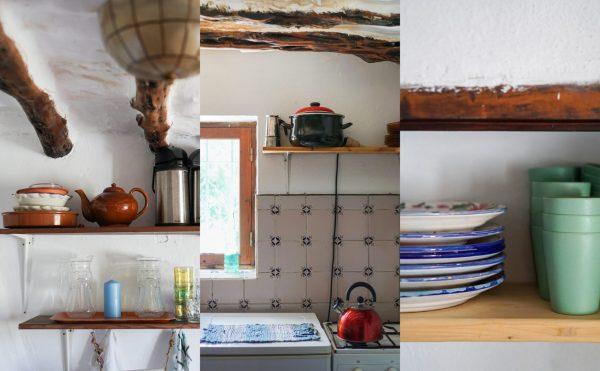 keuken vintage