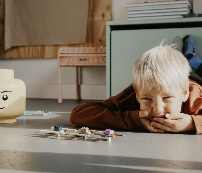 Lego idee: zo maak je zelf een tol!