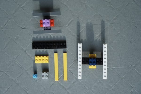 Lego tol maken