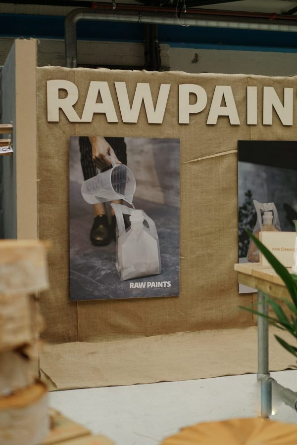 duurzame verf raw paints