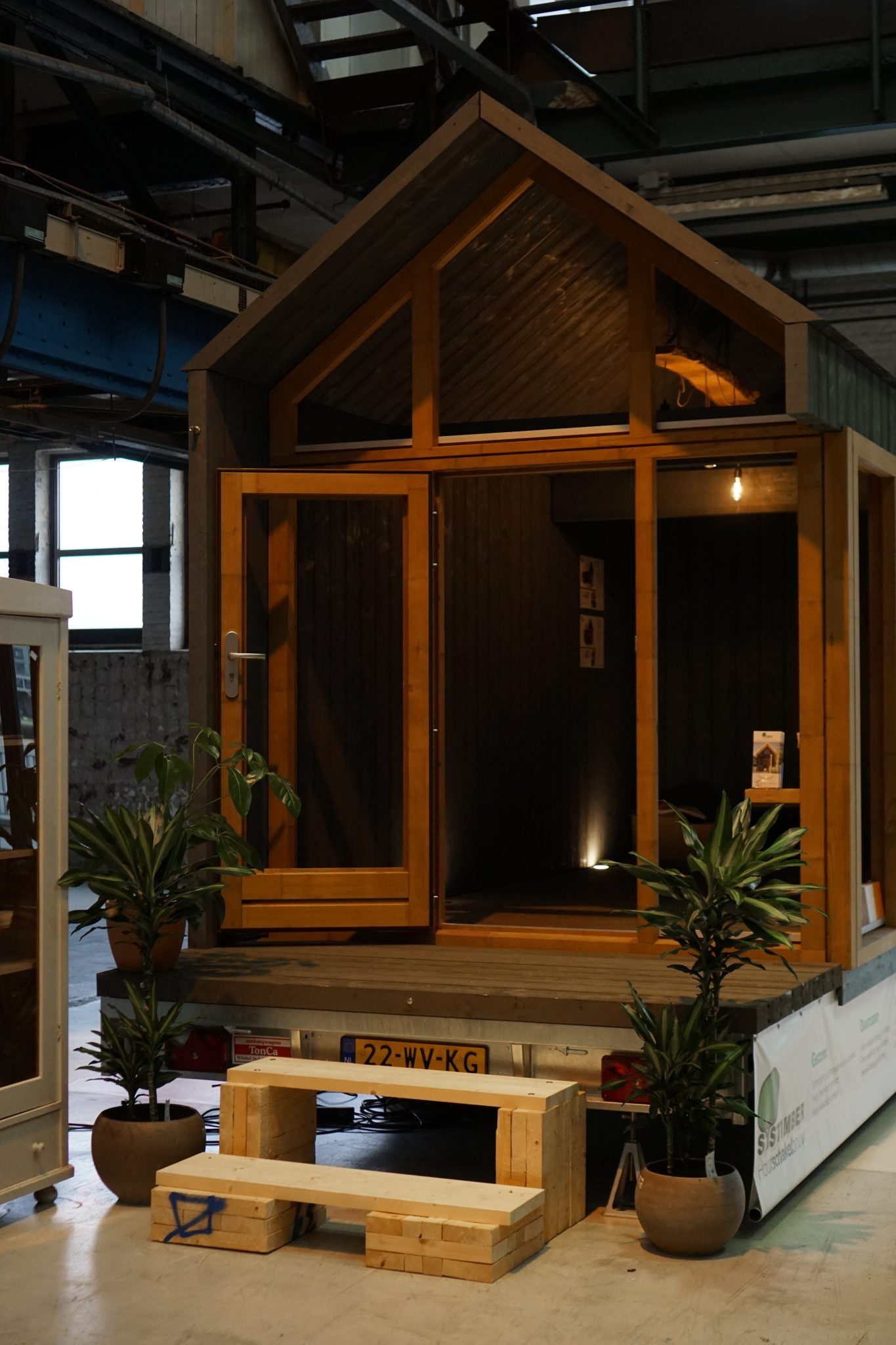tiny house duurzame woonbeurs
