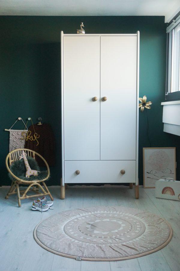 ukkepuk meubels kledingkast meisjeskamer