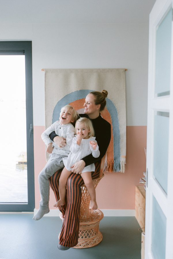 familie fotoshoot winter interieur
