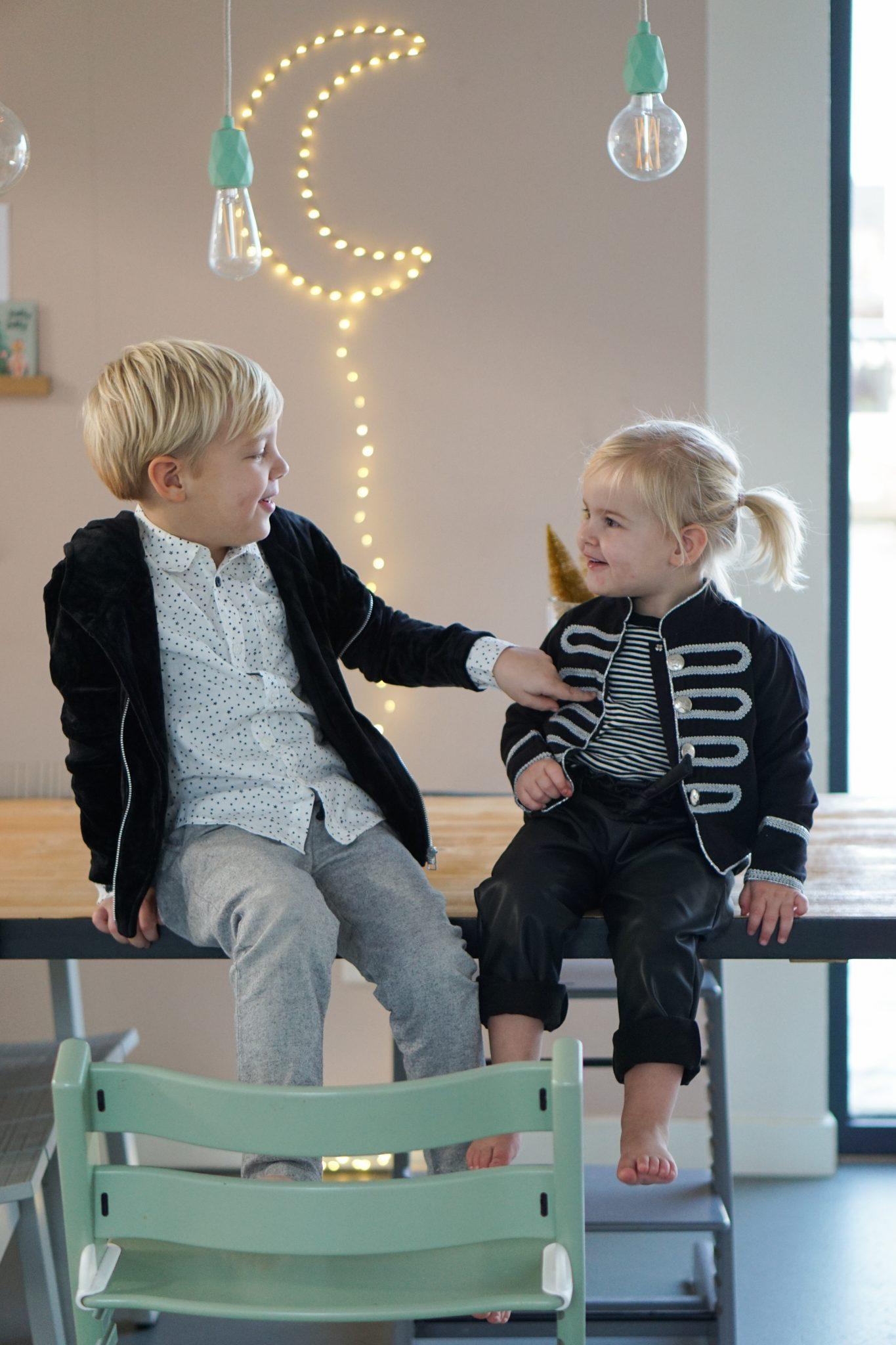 De leukste kinder kerstoutfitjes van Scott en Skye