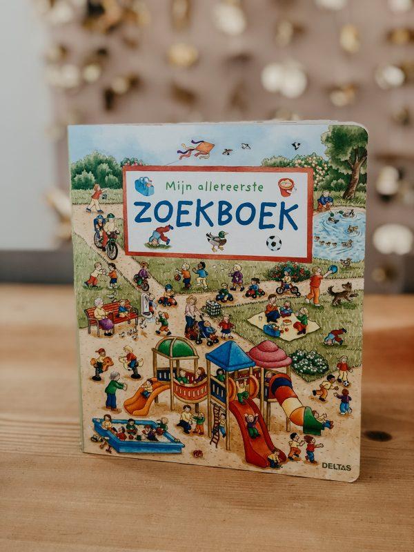 zoekboek peuter