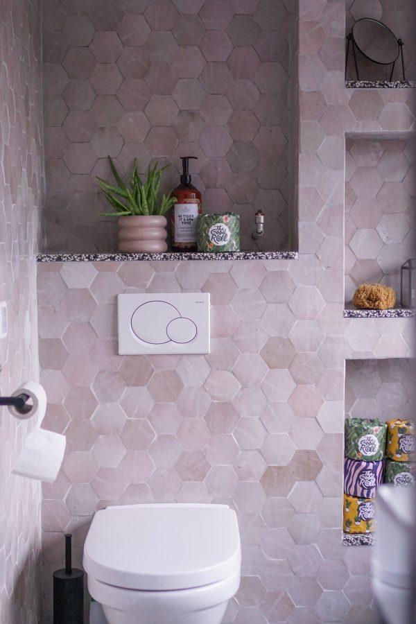 badkamer scandinavisch wonen