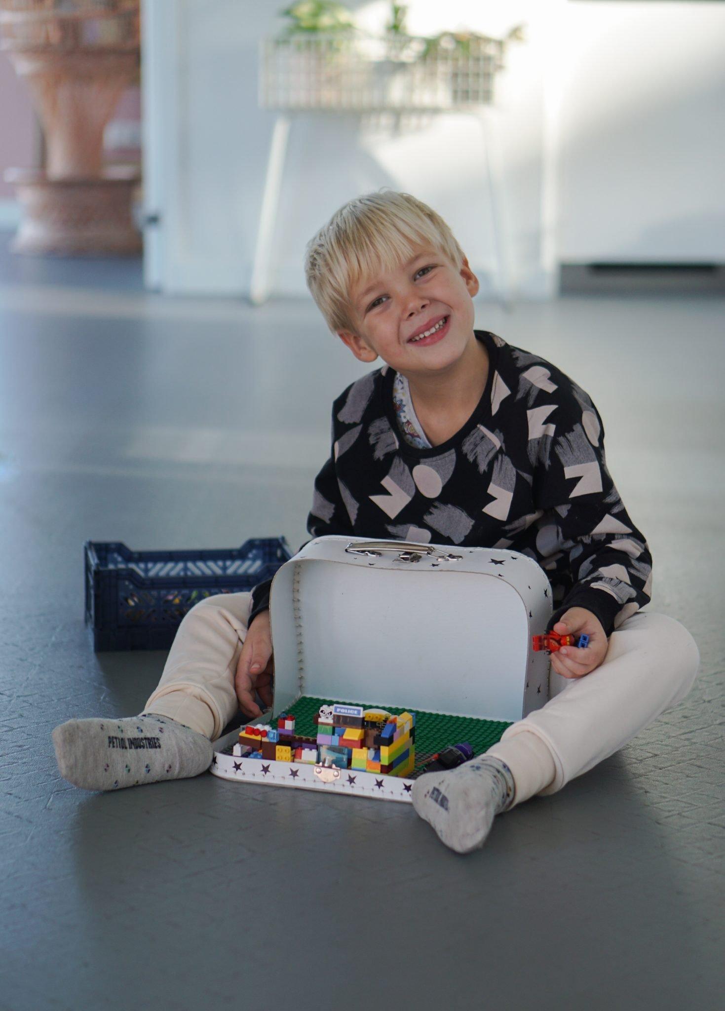 Lego knutselen vakantie