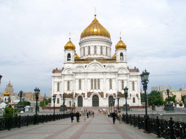 moskou witte kerk