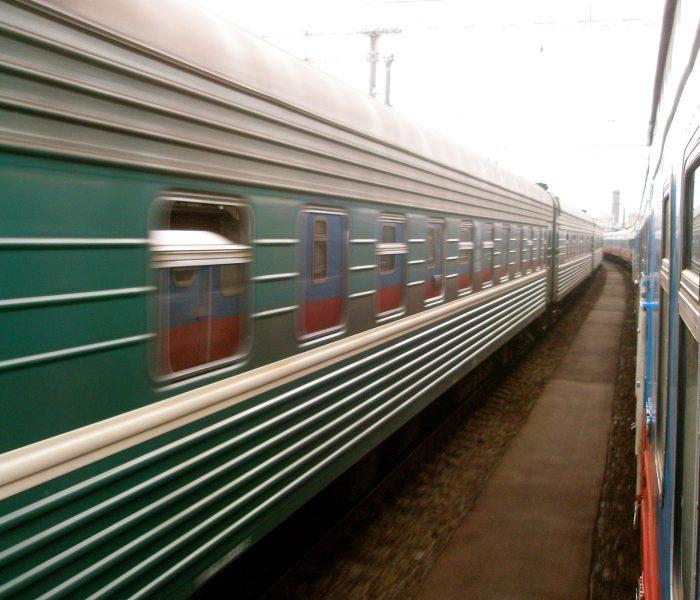 Onze huwelijksreis, deel 1: treinreis door Rusland (Trans Mongolië Express)