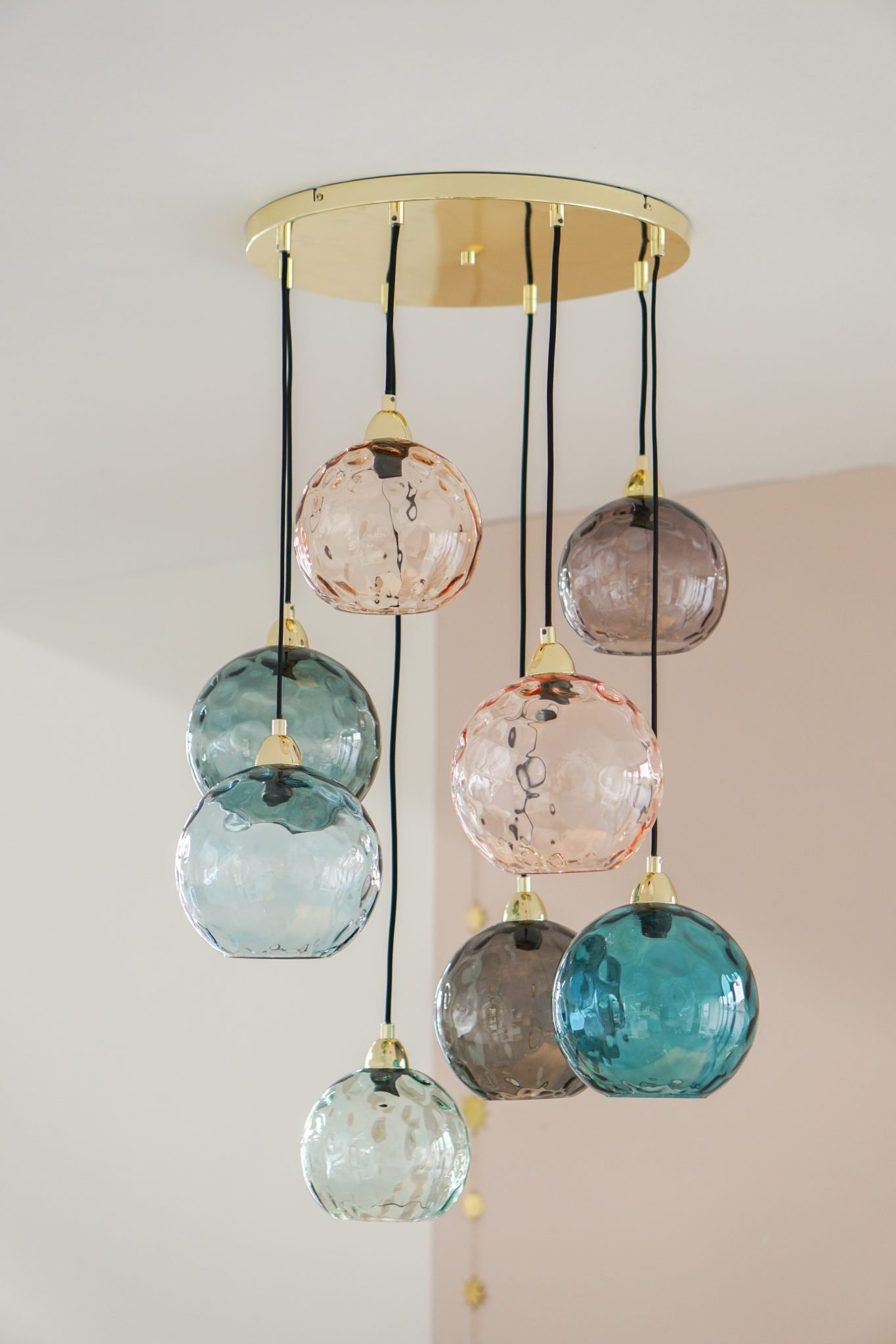 hanglamp glas made