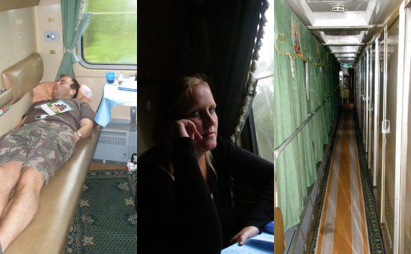 treinreis rusland
