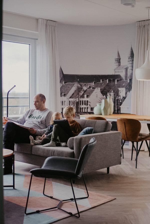 scandinavisch wonen woonkamer