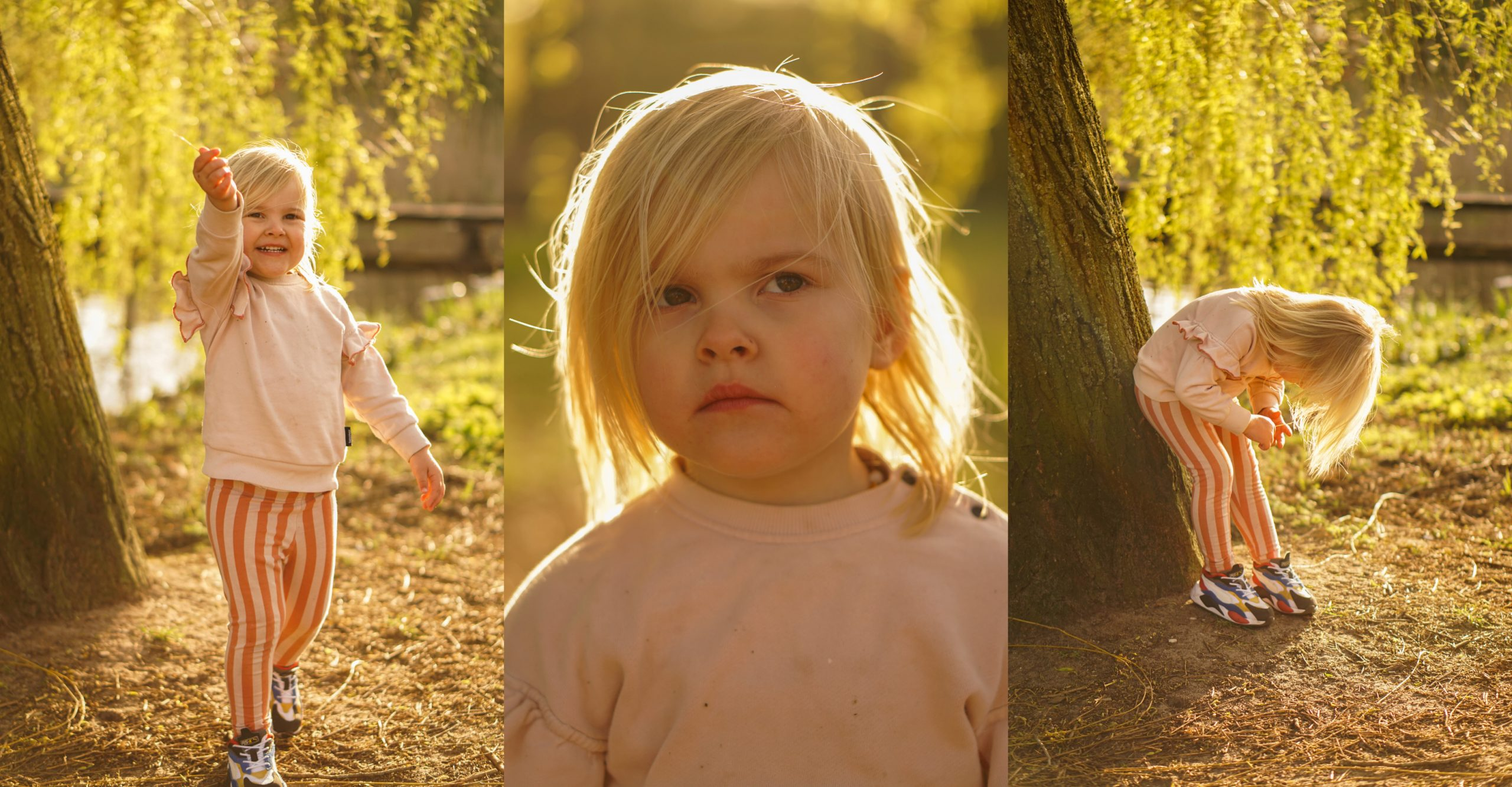 golden hour fotografie familie