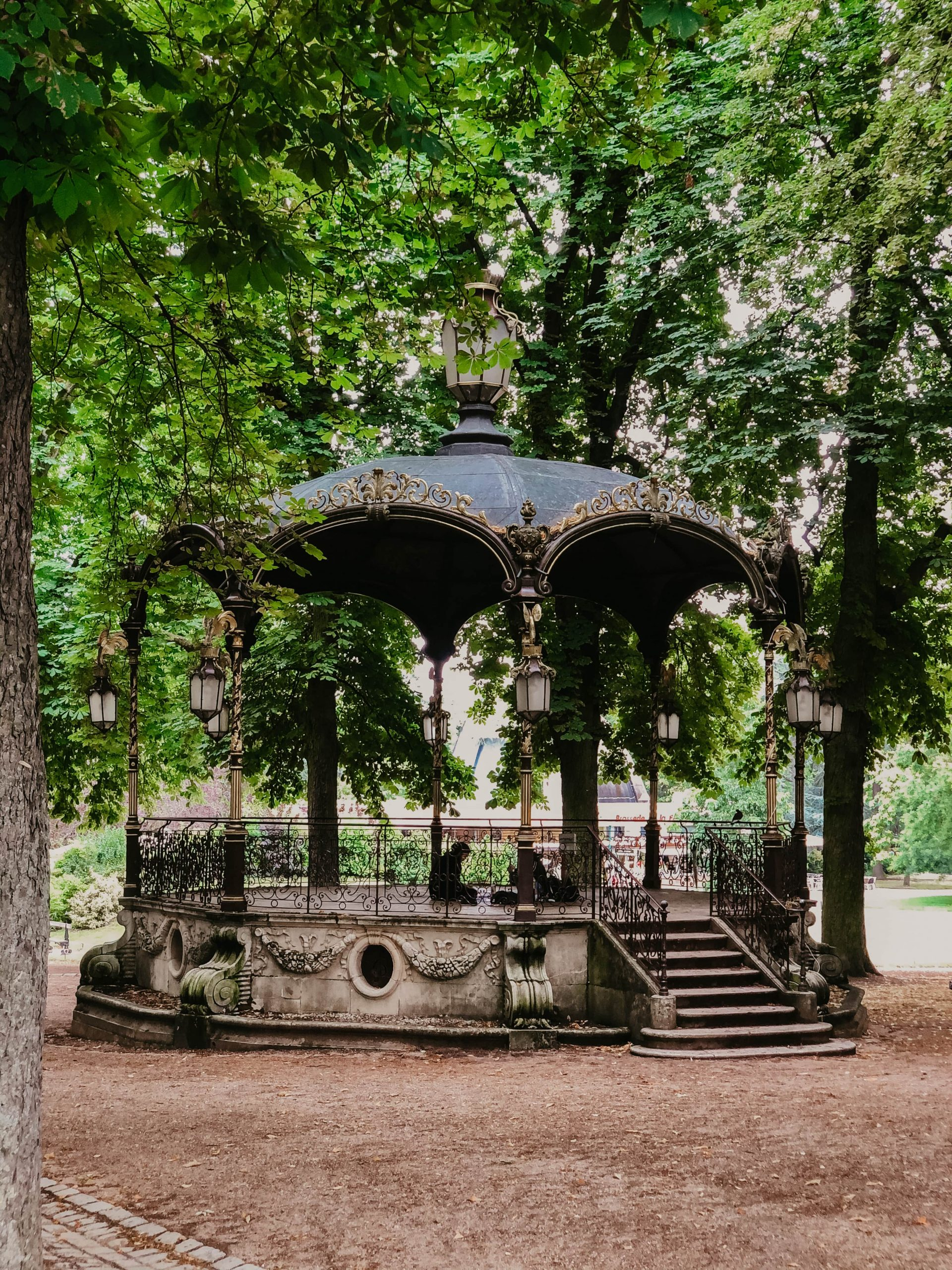 Nancy Parc de la Pepiniere