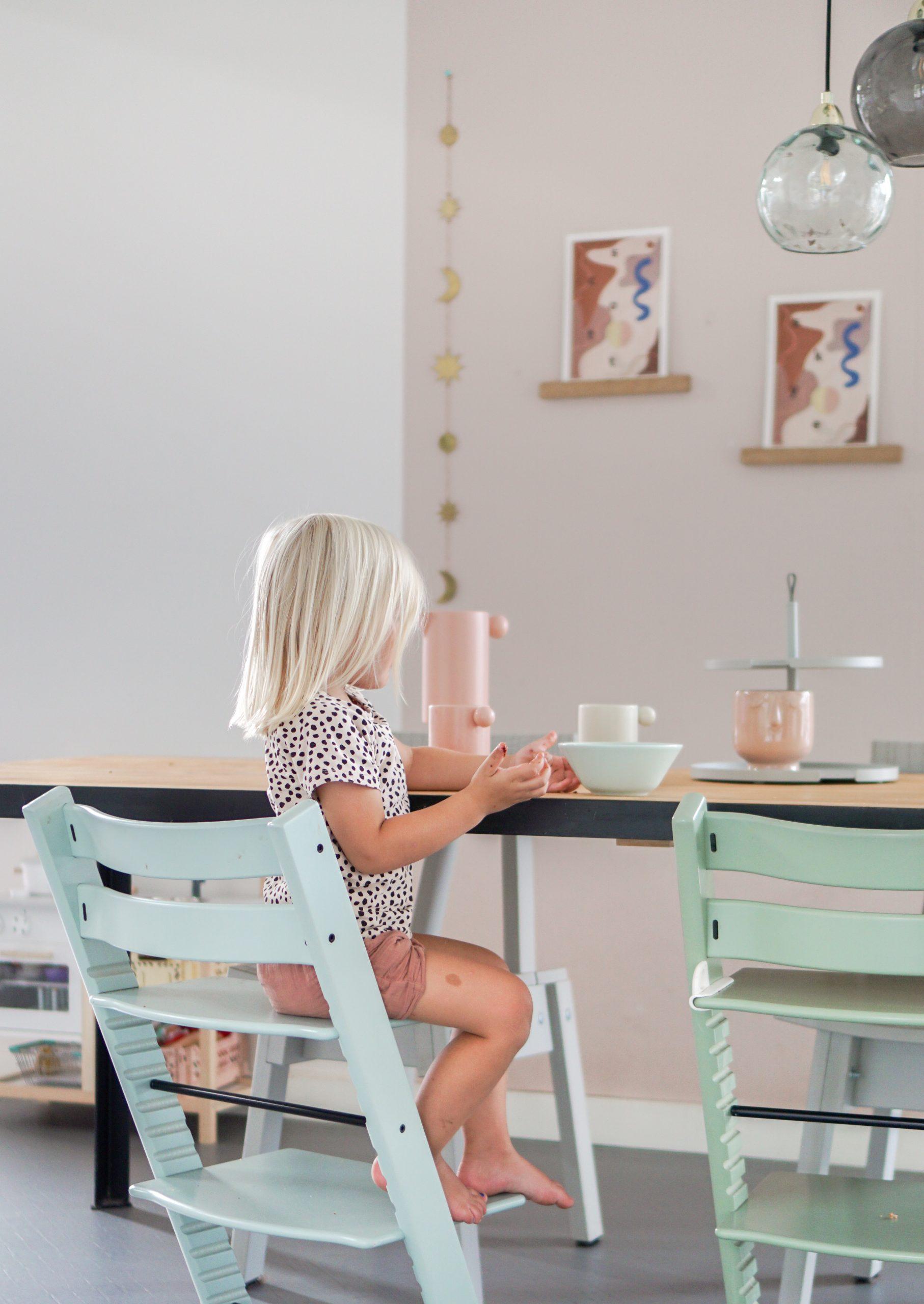 Stokke Tripp Trapp: de Chair for life in nieuwe trendkleuren!