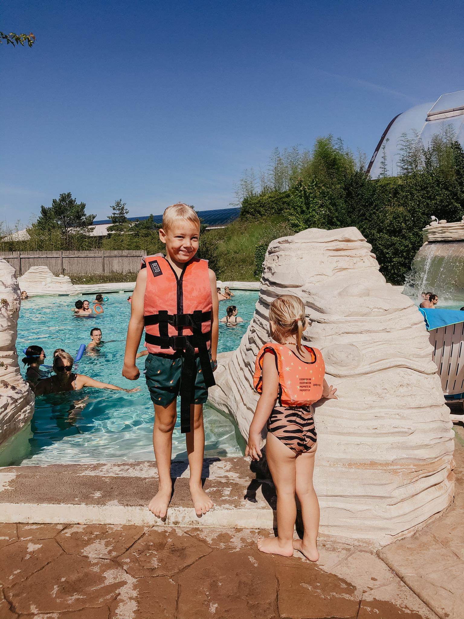 center parcs les trois forets zwembad