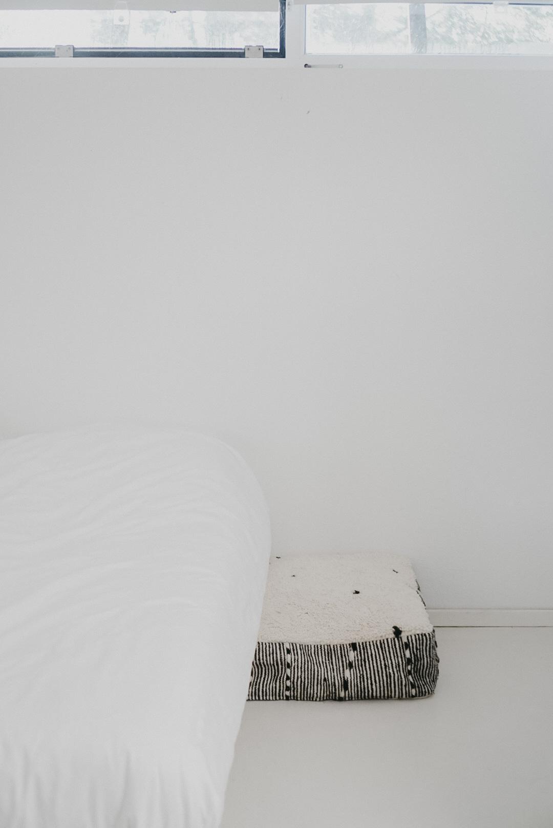 bed & breakfast scandinavisch interieur