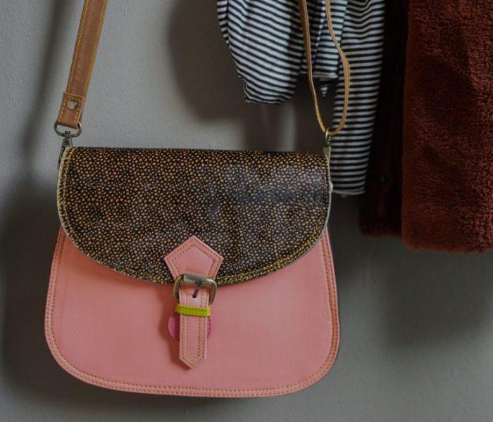 Treasure Label: handgemaakte tas met een goed verhaal
