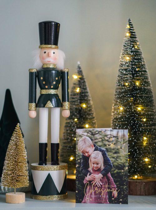 gepersonaliseerde kerstkaart online maken
