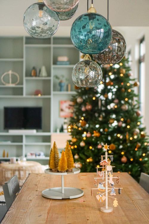 kerst inspiratie woonkamer