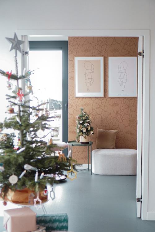 kerst interieur inspiratie woonboot