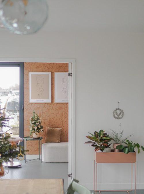 Kerst interieur inspiratie: Hometour door ons kersthuis 2020!