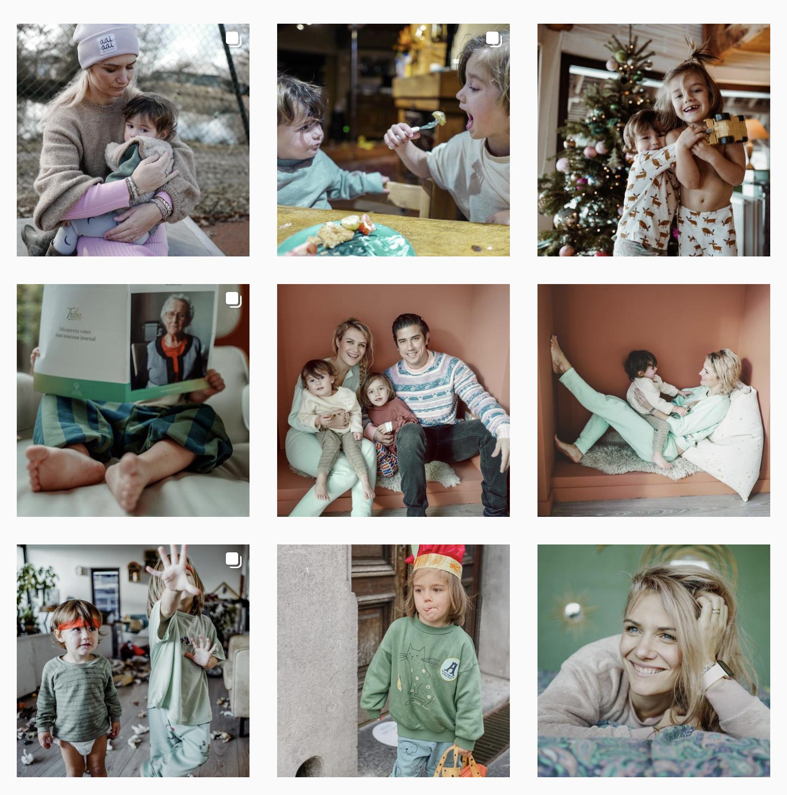 Belgische instagrammers Eva Tuytelaers