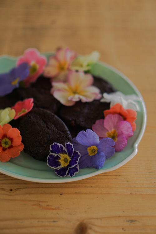 eetbare bloemen versiering