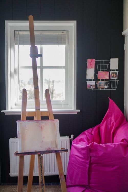 atelier abstracte kunst