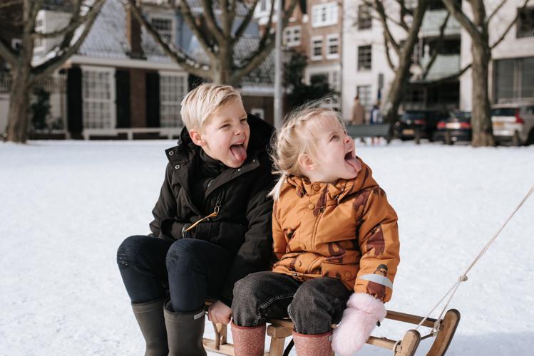 Amsterdam familie fotoshoot
